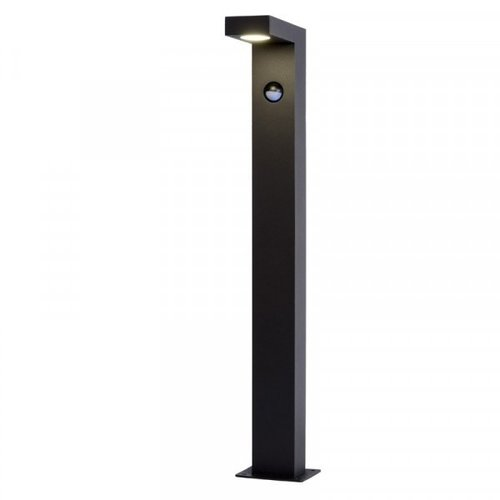 Lucide TEXAS-IR - Bollard light Outdoor - LED - 1x6W 3000K - IP54 - Anthracite - 28851/61/30