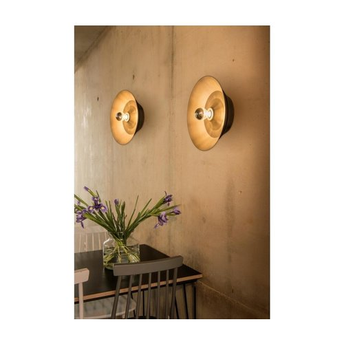 Bato 35 CW Wall / Ceiling Lamp E27 - Brushed brass