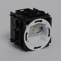 ANGA WALL LED recessed luminaire