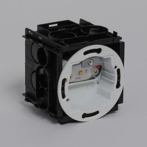 Absinthe ANGA WALL LED recessed luminaire