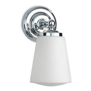 Astro Wandlamp Anton Gepolijst chroom IP44