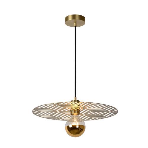 Lucide LIONEL - Pendant lamp - Ø 6.5 cm - E27 - Black - 73406/05/30 - Copy - Copy