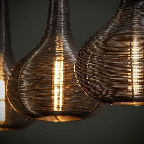 LioLights Hanglamp 3L wire kegel