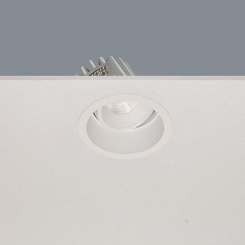 LioLights LLED Inbouwspot RIBS IP44 10W warm wit