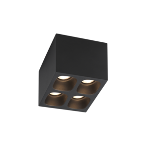 Wever & Ducré LED plafondspot Pirro 4.1