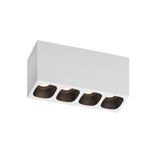 Wever & Ducré LED plafondspot Pirro 4.0