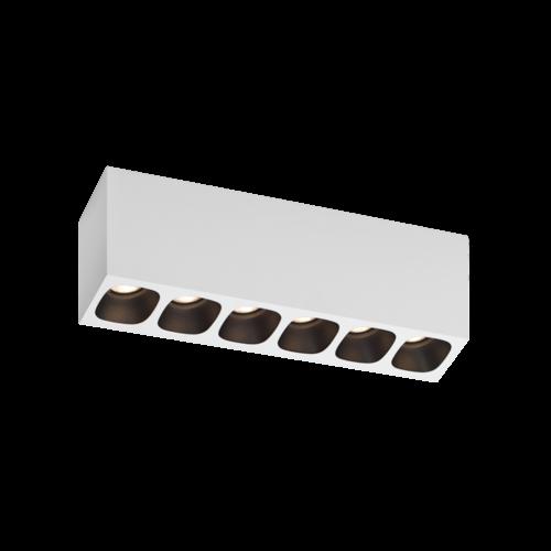 Wever & Ducré LED plafondspot Pirro 6.0