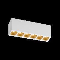 LED plafondspot Pirro 6.0
