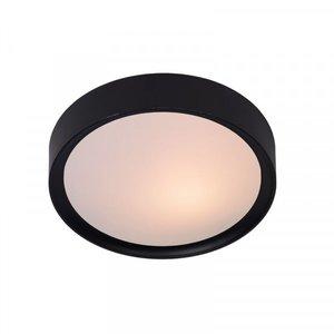 Lucide LEX - Ceiling lamp - Ø 33 cm - 2xE27 - Black - 08109/02/30