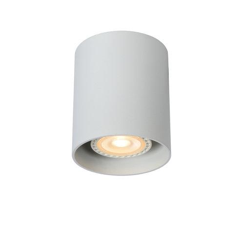 Lucide BODI - Ceiling spotlight - Ø 8 cm - 1xGU10 - White - 09100/01/31