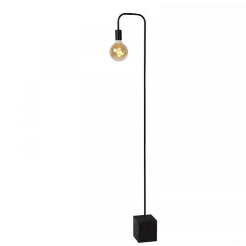 Lucide LORIN - Floor lamp - 1xE27 - Black - 45765/01/30
