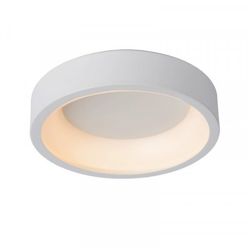 Lucide TALOWE LED - Flush ceiling light - Ø 30 cm - LED Dim. - 1x20W 3000K - White - 46100/20/31