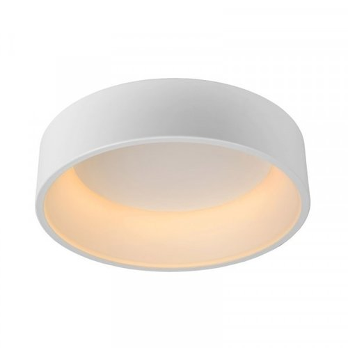 Lucide TALOWE LED - Flush ceiling light - Ø 45 cm - LED Dim. - 1x30W 3000K - White - 46100/32/31