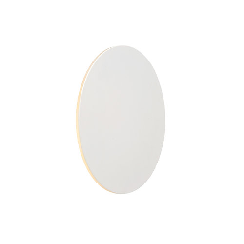 Lucide EKLYPS LED - Wall lamp - Ø 25 cm - LED - 1x8W 3000K - White - 46201/08/31