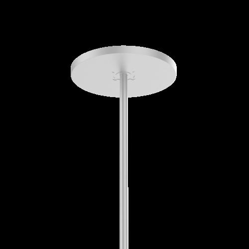 Wever & Ducré Accessories Single Ceiling base semi recessed