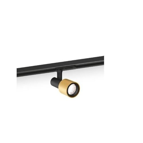 Wever & Ducré SARA ON TRACK 1.0 LED Black / Gold