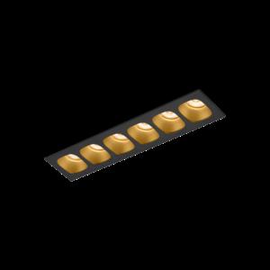 Wever & Ducré Inbouwspot PIRRO 6.0 LED