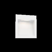ORIS WALL 1.3 LED recessed luminaire white