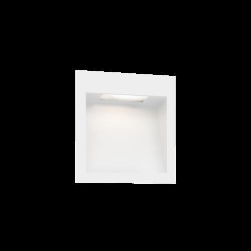 Wever & Ducré ORIS WALL 1.3 LED recessed luminaire white