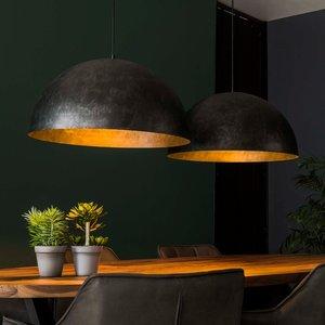 LioLights Hanglamp 2x Ø60 Dome