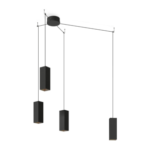 Wever & Ducré Hanging lamp Box Multi 2.0 PAR16