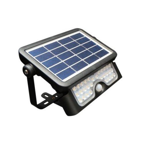 Liolights SOLAR LED schijnwerper 5W - 4000°K