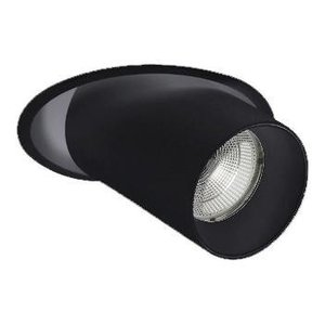 Absinthe LED Recessed spot Tuup SRC black