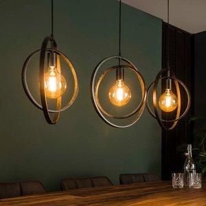 LioLights Hanglamp 3L Turn around