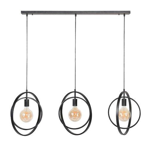 LioLights Hanging lamp 3L Turn around