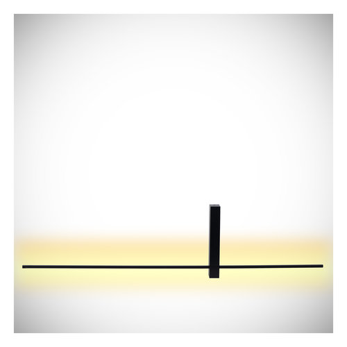 Lucide SEGIN - Wandlamp - LED Dimb. - 1x10W 2700K - 12200/90/30