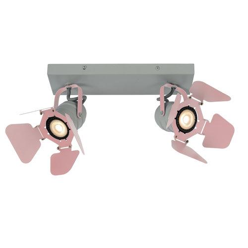 Lucide PICTO - Ceiling spotlight Children - 2xGU10