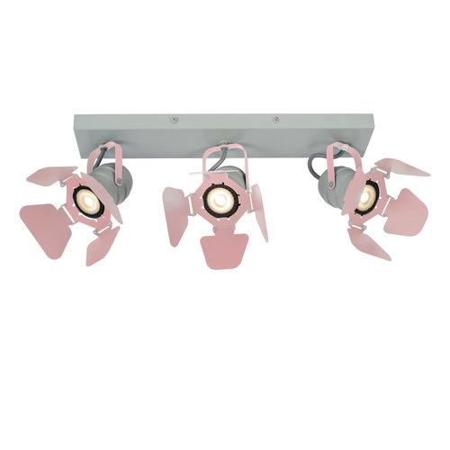 Lucide PICTO - Ceiling spotlight Children - 3xGU10