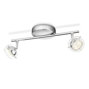 Philips Opbouwspot myLiving Cypress 2x3W LED