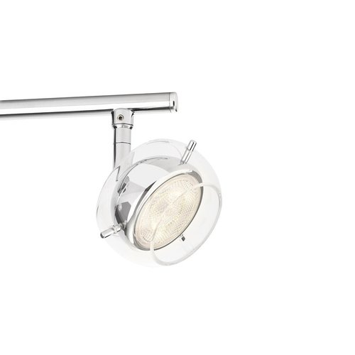 Philips Surface mounted spot myLiving Cypress 2x3W LED