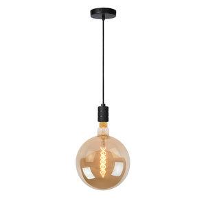 JOVA - Pendant light - Ø 4,6 cm - 1xE27 - Black - 08426/01/30
