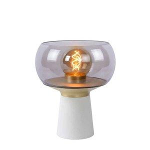 Lucide FARRIS - Table lamp - 1xE27 - White - 05540/01/31