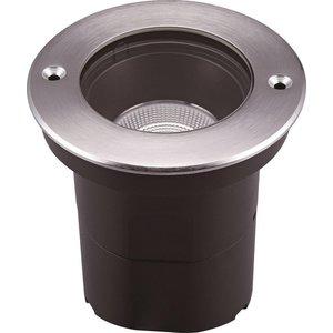 Absinthe Origin Round S ground spot 6W 48 ° IP67 Stainless steel