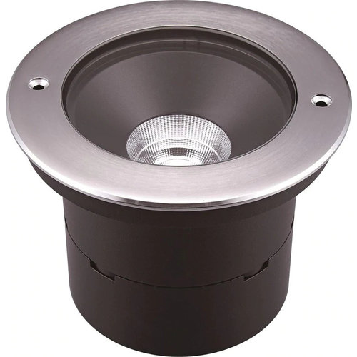 Absinthe Origin Round M Ground spot 18W 52 ° IP67 Stainless steel