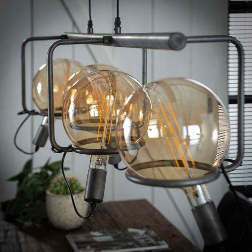 Liolights Liolights Saturn Hanging lamp incl. 4 x Ø20cm LED light source