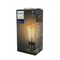 HUE White filament lamp ST64 E27 Edison met zichtbare gloeidraad