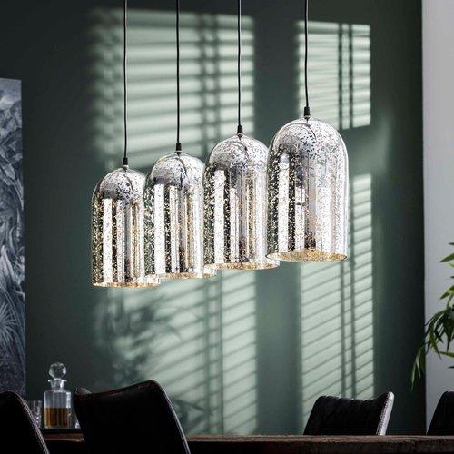 Liolights Hanging lamp Liolights Chalice 4 L metallic glass