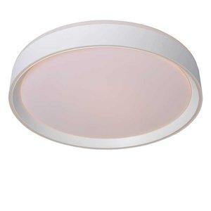 Lucide NURIA - Ceiling light - Ø 40 cm - LED Dim. - 1x24W 2700K - 3 StepDim - White