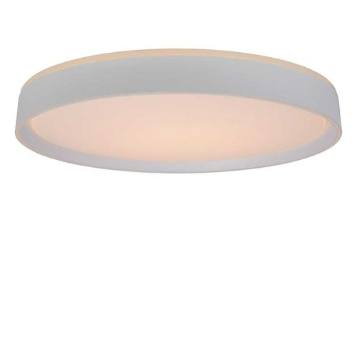 Lucide NURIA - Plafonnière - Ø 50 cm - LED Dimb. - 1x36W 2700K - 3 StepDim - Wit - 79182/36/31