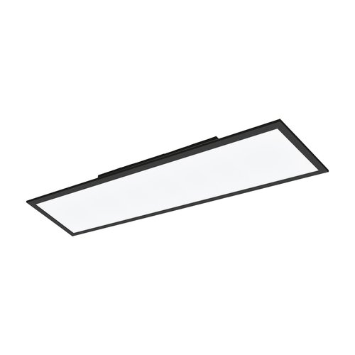 EGLO Connect LED panel Salobrena-C 120x30cm BLACK 99418