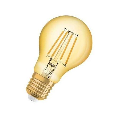 OSRAM Vintage 1906 LED filament lamp 4.5-36W amber
