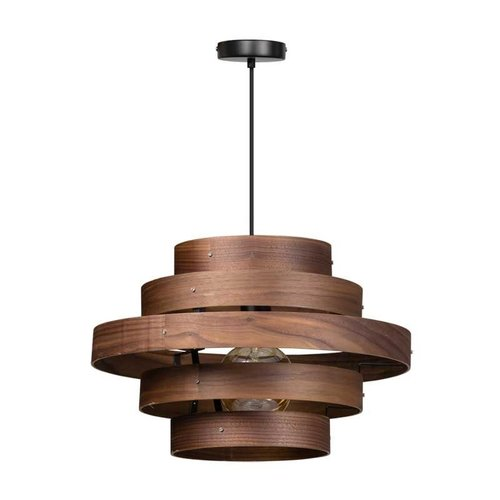 ETH Hanging lamp Walnut Wood 05-HL4452-77