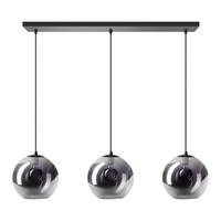 Hanging lamp Orb - 3 lights - black - 05-HL4269-3036