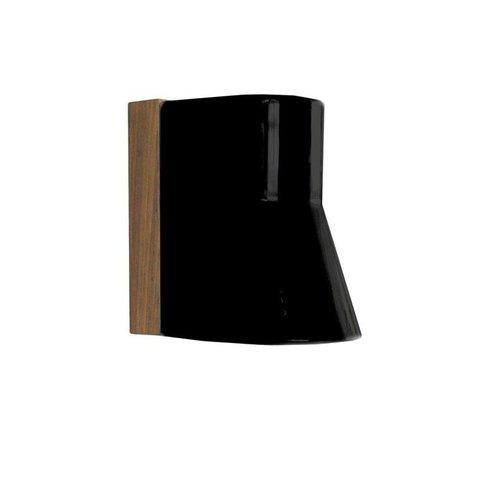 Royal Botania Beacon wandlamp Teak - Porselein