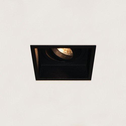 LioLights Recessed spot REX GU10 square