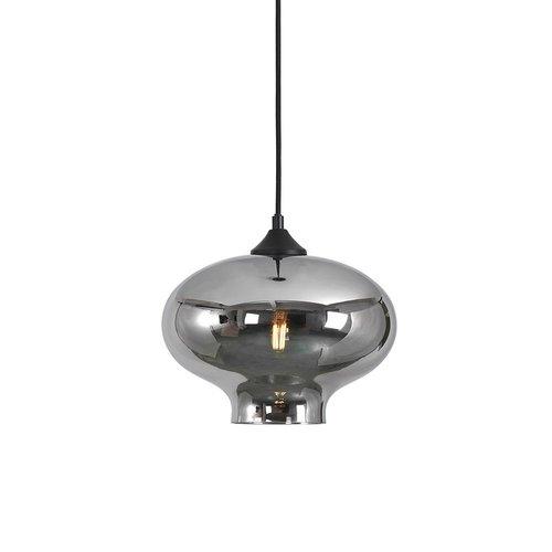 LioLights Hanging lamp TORONTO - Smoke Glass